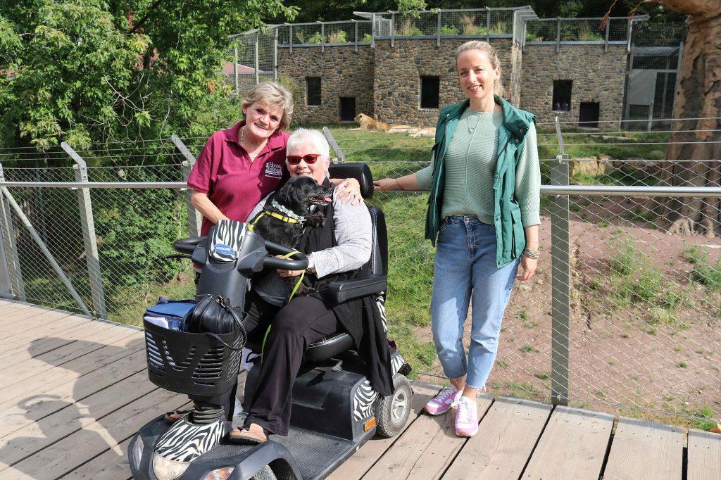 Tierische Freude – Eine Kooperation mit dem Zoo Osnabrück